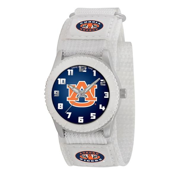 Shop Game Time NCAA Auburn Tigers White Rookie Series ...