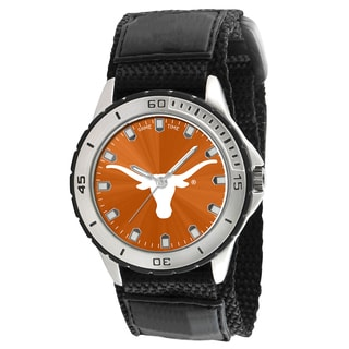 Game Time NCAA Texas Longhorns Veteran Series Watch