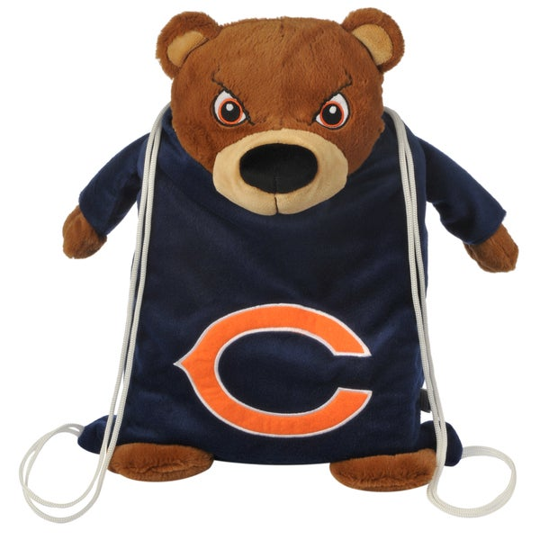 Forever Collectibles NFL Chicago Bears Backpack Pal