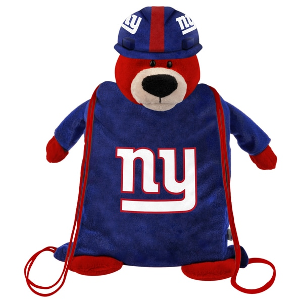 NFL New York Giants Backpack Pal
