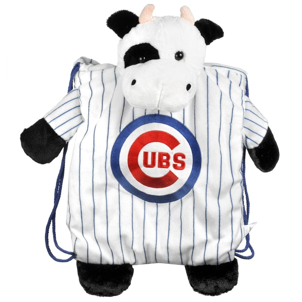 Forever Collectibles MLB Chicago Cubs Backpack Pal