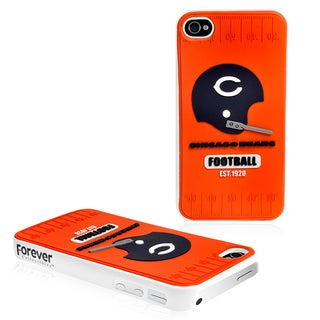 Forever Collectibles NFL Chicago Bears iPhone 4/4S Hard Protective Phone Case