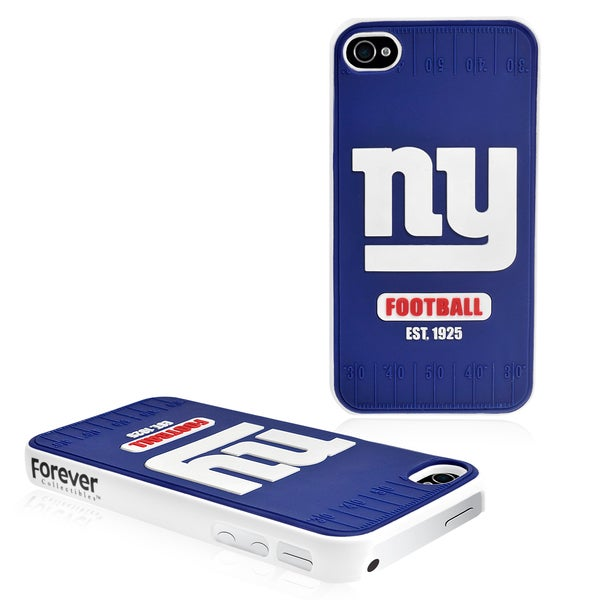Forever Collectibles NFL New York Giants iPhone 4/ 4S Hard Protective Phone Case