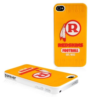 Forever Collectibles Washington Redksins iPhone 4/ 4S Hard Protective Phone Case