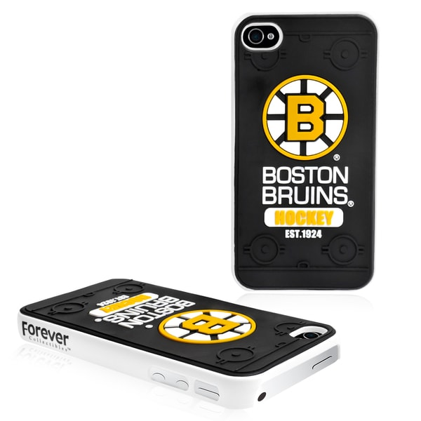 NHL Boston Bruins 4/ 4S Hard Protective Phone Case