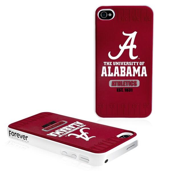 Alabama Crimson Tide 4/ 4S Hard Protective Phone Case