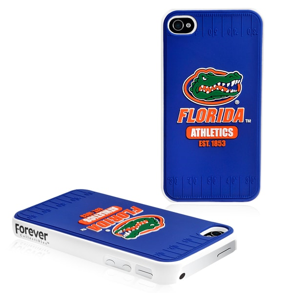 Forever Collectibles NCAA Florida Gators iPhone 4/4S Hard Protective Phone Case