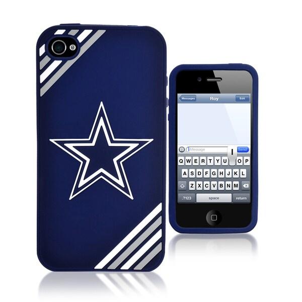NFL Dallas Cowboys 4/ 4S Silicone Phone Case