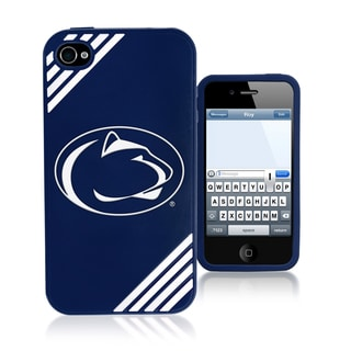 Forever Collectibles NCAA Penn State Nittany Lions iPhone 4/ 4S Silicone Phone Case