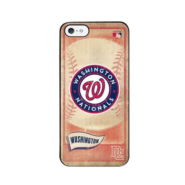 Pangea MLB Washington Nationals Pennant iPhone 5 Case