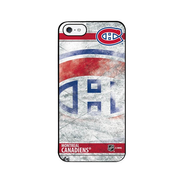 Pangea NHL Montreal Canadians Ice iPhone 5 Case