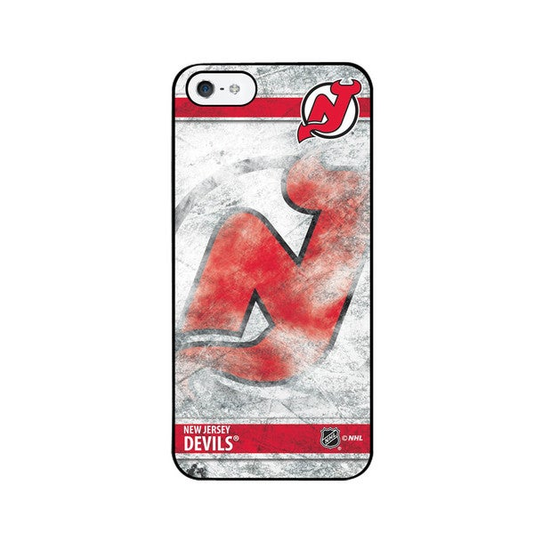 Pangea NHL New Jersey Devils Ice iPhone 5 Case