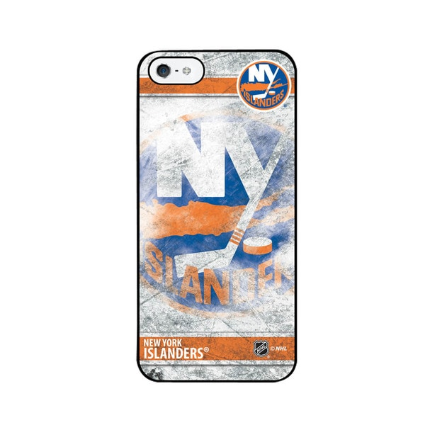 Pangea NHL New York Islanders Ice iPhone 5 Case