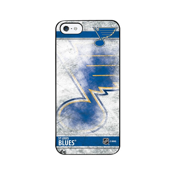 Pangea NHL St. Louis Blues Ice iPhone 5 Case