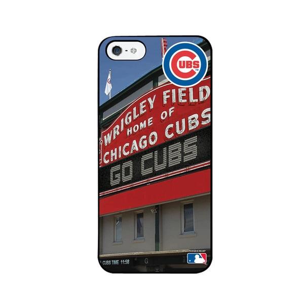 Pangea MLB Chicago Cubs Stadium iPhone 5 Case