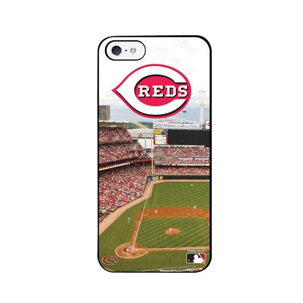 Pangea MLB Cincinnati Reds Stadium iPhone 5 Case