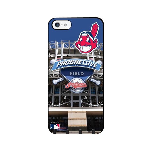 Pangea MLB Cleveland Indians Stadium iPhone 5 Case