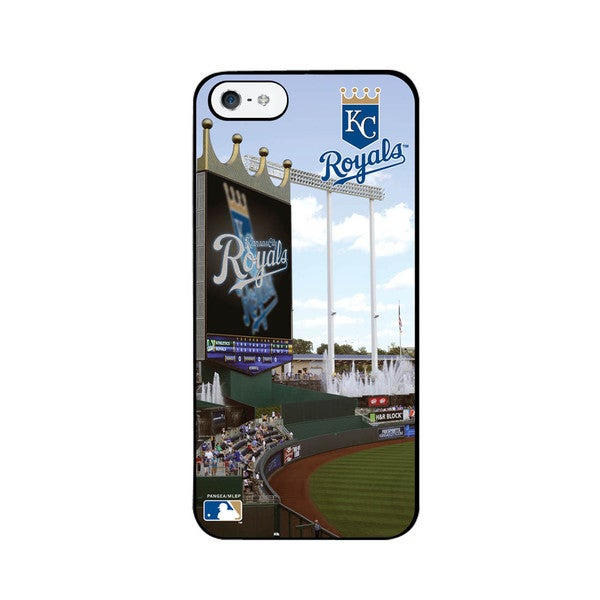 Pangea MLB Kansas City Royals Stadium iPhone 5 Case