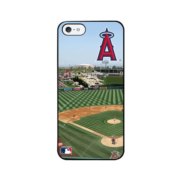 Pangea MLB LA Anaheim Angels Stadium iPhone 5 Case