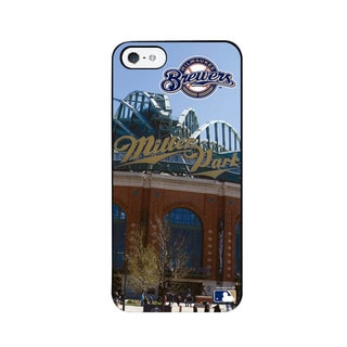 Pangea MLB Milwaukee Brewers Stadium iPhone 5 Case