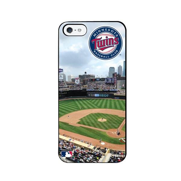 Pangea MLB Minnesota Twins Stadium iPhone 5 Case
