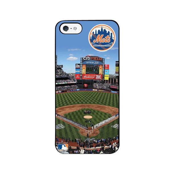 Pangea MLB New York Mets Stadium iPhone 5 Case