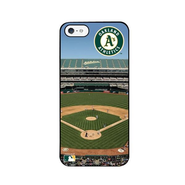 Pangea MLB Oakland Athletics Stadium iPhone 5 Case
