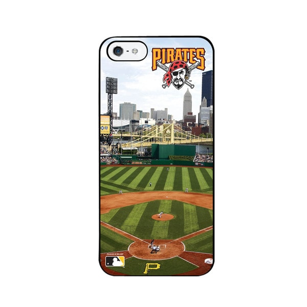 Pangea MLB Pittsburgh Pirates Stadium iPhone 5 Case