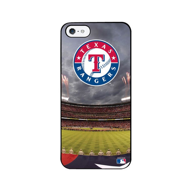 Pangea MLB Texas Rangers Stadium iPhone 5 Case