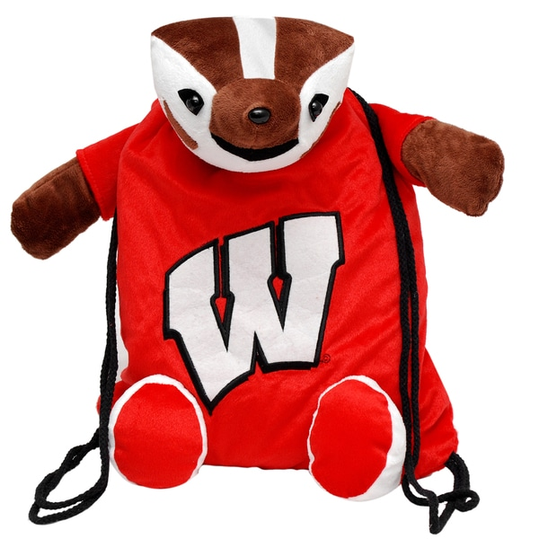 NCAA Wisconsin Badgers Backpack Pal
