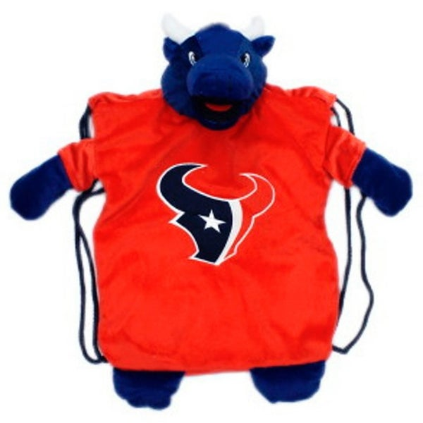 NFL Houston Texans Backpack Pal