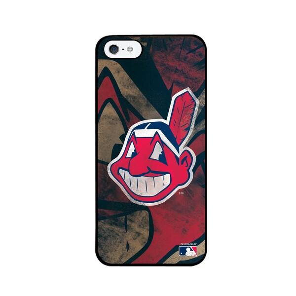 Pangea MLB Cleveland Indians Big Logo iPhone 5 Case