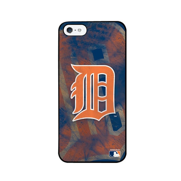 Pangea MLB Detroit Tigers Big Logo iPhone 5 Case