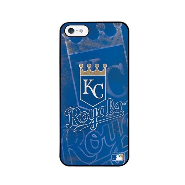 Pangea MLB Kansas City Royals Big Logo iPhone 5 Case