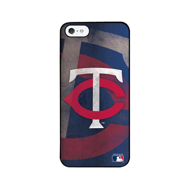 Pangea MLB Minnesota Twins Big Logo iPhone 5 Case