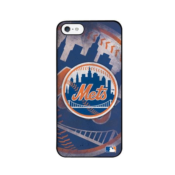 MLB New York Mets Big Logo iPhone 5 Case