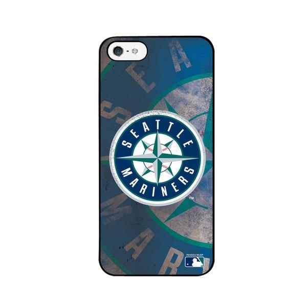 Pangea MLB Seattle Mariners Big Logo iPhone 5 Case