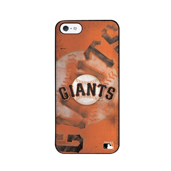 MLB San Francisco Giants Big Logo iPhone 5 Case