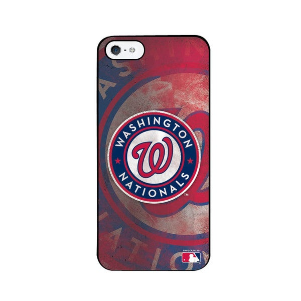 Pangea MLB Washington Nationals Big Logo iPhone 5 Case