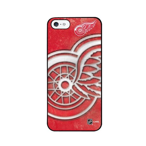 NHL Detroit Redwings Big Logo iPhone 5 Case