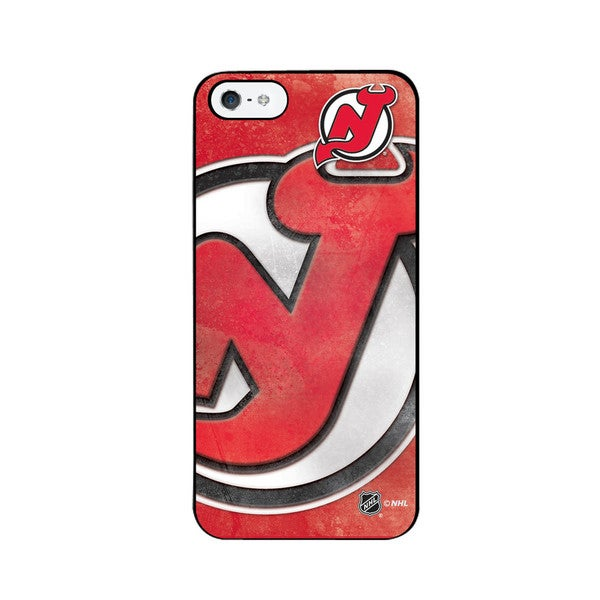 NHL New Jersey Devils Big Logo iPhone 5 Case