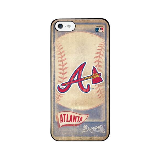 MLB Atlanta Braves Pennant iPhone 5 Case