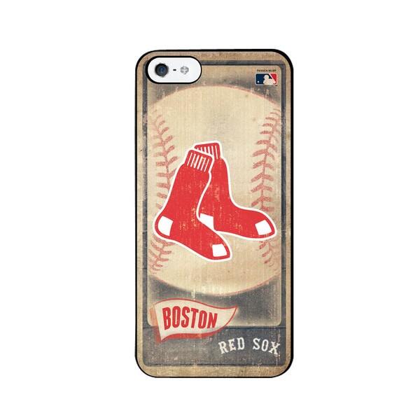 Pangea MLB Boston Red Sox Pennant iPhone 5 Case