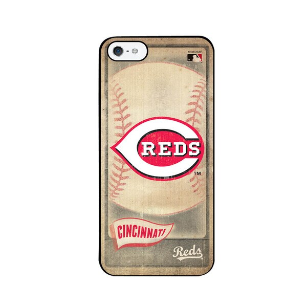 Pangea MLB Cincinnati Reds Pennant iPhone 5 Case