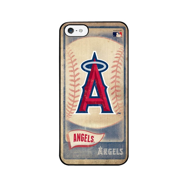 Pangea MLB Los Angeles Angels of Anaheim Pennant iPhone 5 Case
