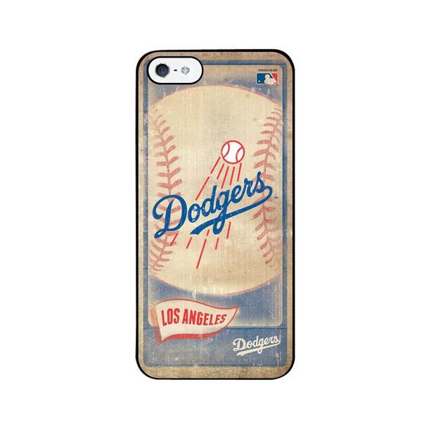 Pangea MLB Los Angeles Dodgers Pennant iPhone 5 Case