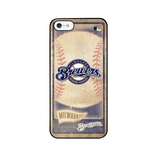 Pangea MLB Milwaukee Brewers Pennant iPhone 5 Case