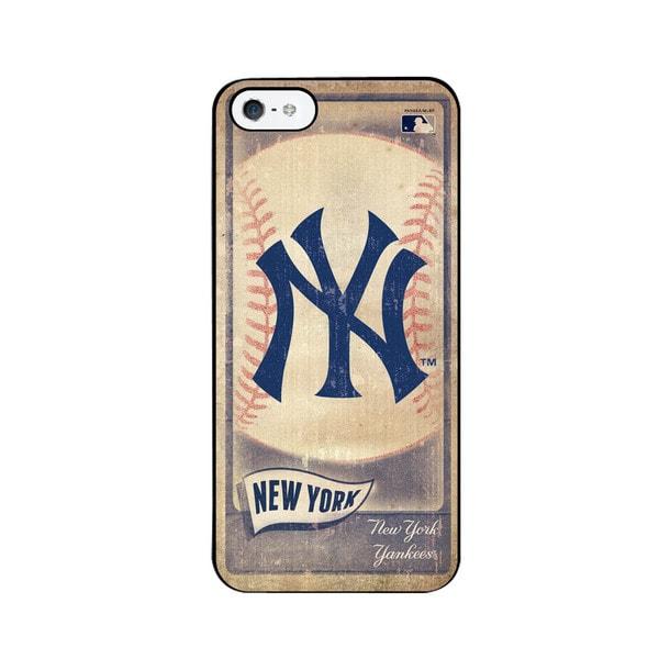 Pangea MLB New York Yankees Pennant iPhone 5 Case