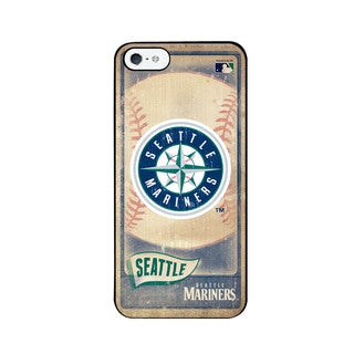 Pangea MLB Seattle Mariners Pennant iPhone 5 Case