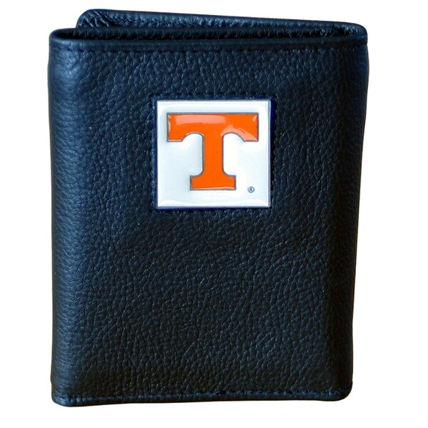 NCAA Tennessee Volunteers Executive Leather Tri-fold Wallet